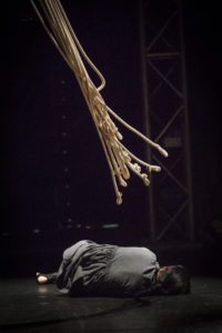 Johann Sebastian Circus_Fabiana_el grito