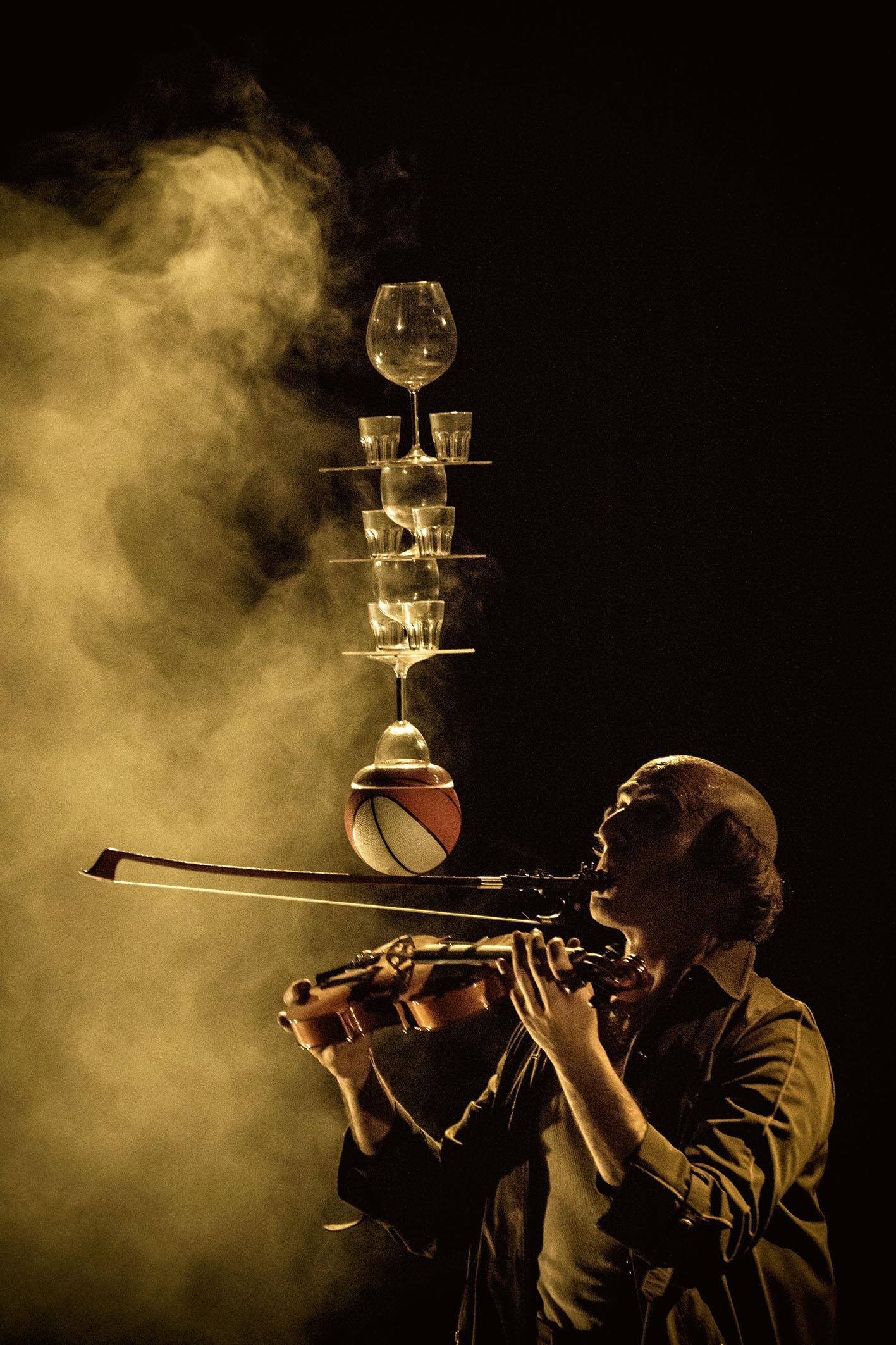 Johann Sebastian Circus_Andrea Farnetani_el grito_