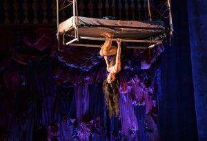 Gran Circo Rossini, El Grito - Fabiana Ruiz Diaz