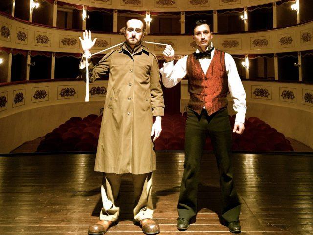 Spettacolare Conferenza - Giacomo Costantini e Andrea Farnetani